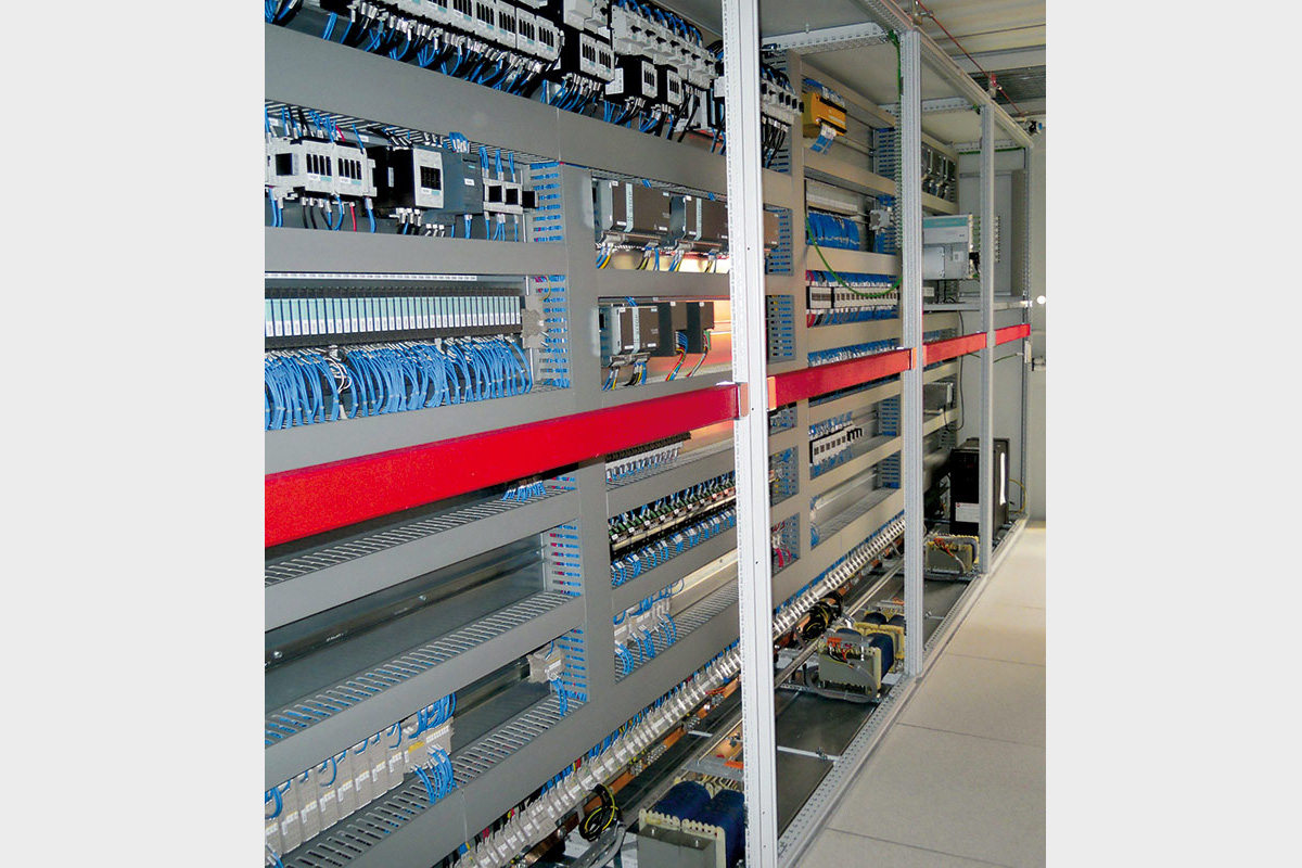 Automation Electronic Systems The Power Of Control Home Wiring Diagram Cabling Throughout